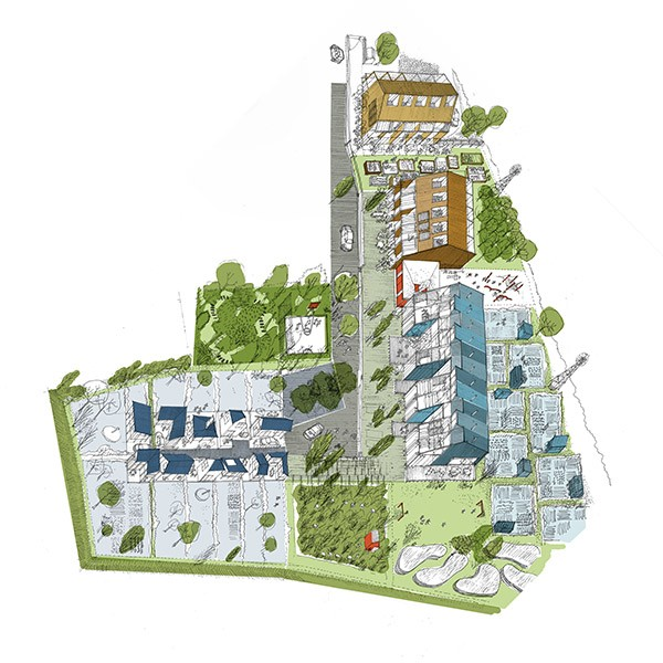 2012 habiter demain boidot robin architectes. Black Bedroom Furniture Sets. Home Design Ideas